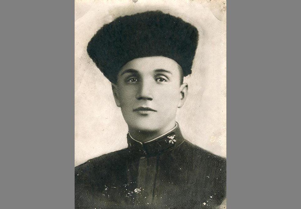 Яков Петрина