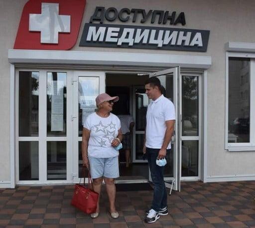 В районній адмінітрації позитивно оцінили організацію вакцинації у Макарівській громаді