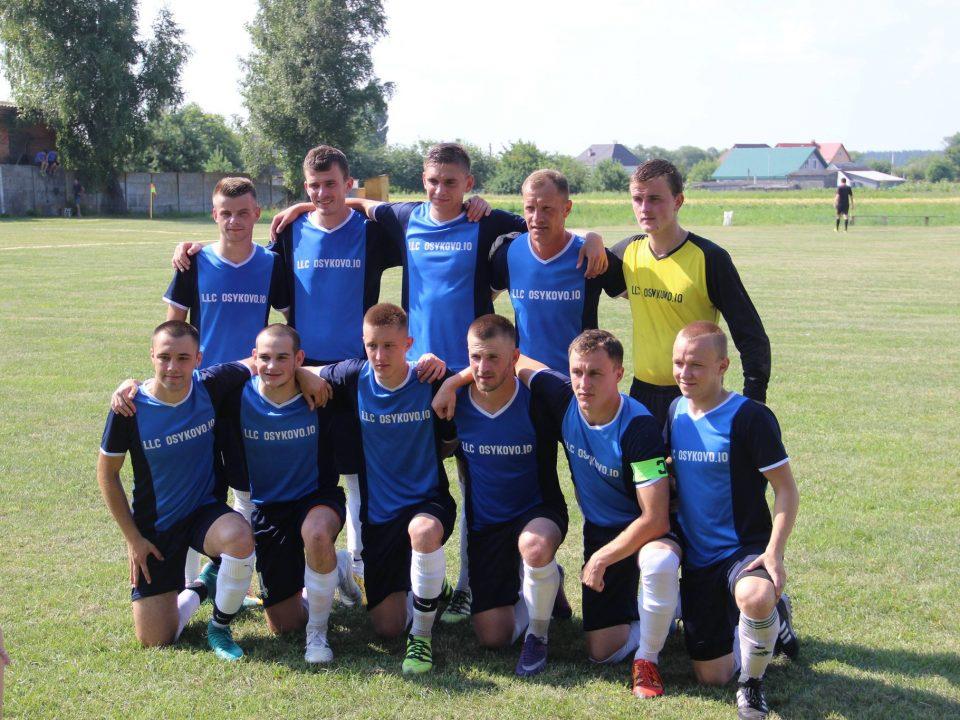 Футболісти в Макарівській громаді готуються до другого кола чемпіонату
