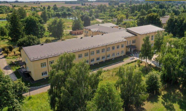 Школа у Пашківці. Фото: КОДА