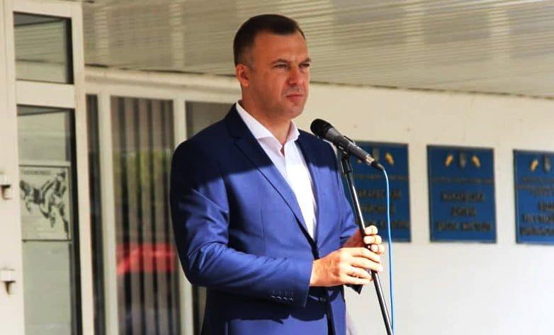 Вадим Токар привітав мешканців з Днем Макарова