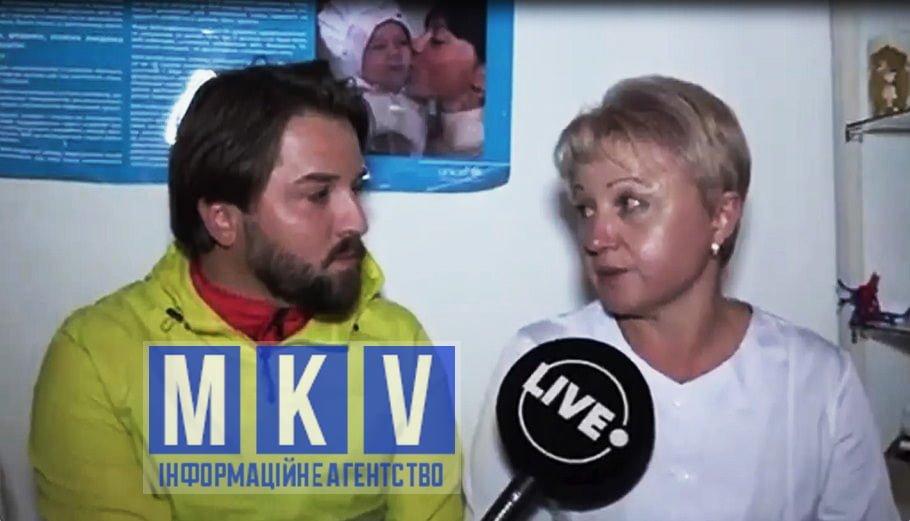 Медсестра та фельдшер з Рожева стали героями телесюжету