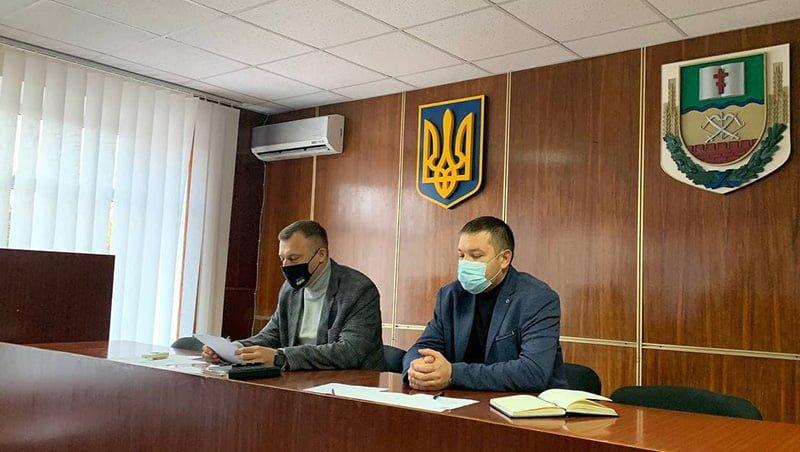 Вадим Токар провів позачергове засідання комісії з техногенно-екологічної безпеки та надзвичайних ситуацій