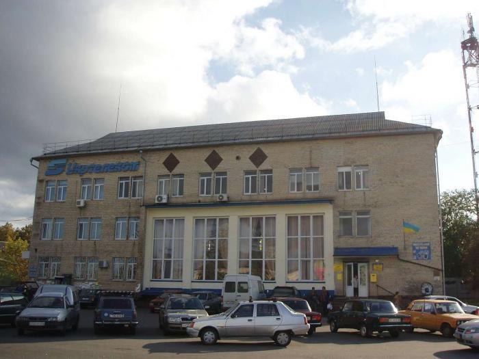 """У відділенні """"Укрпошти"""" в Макарові продовжує працювати центр вакцинації для пенсіонерів"""